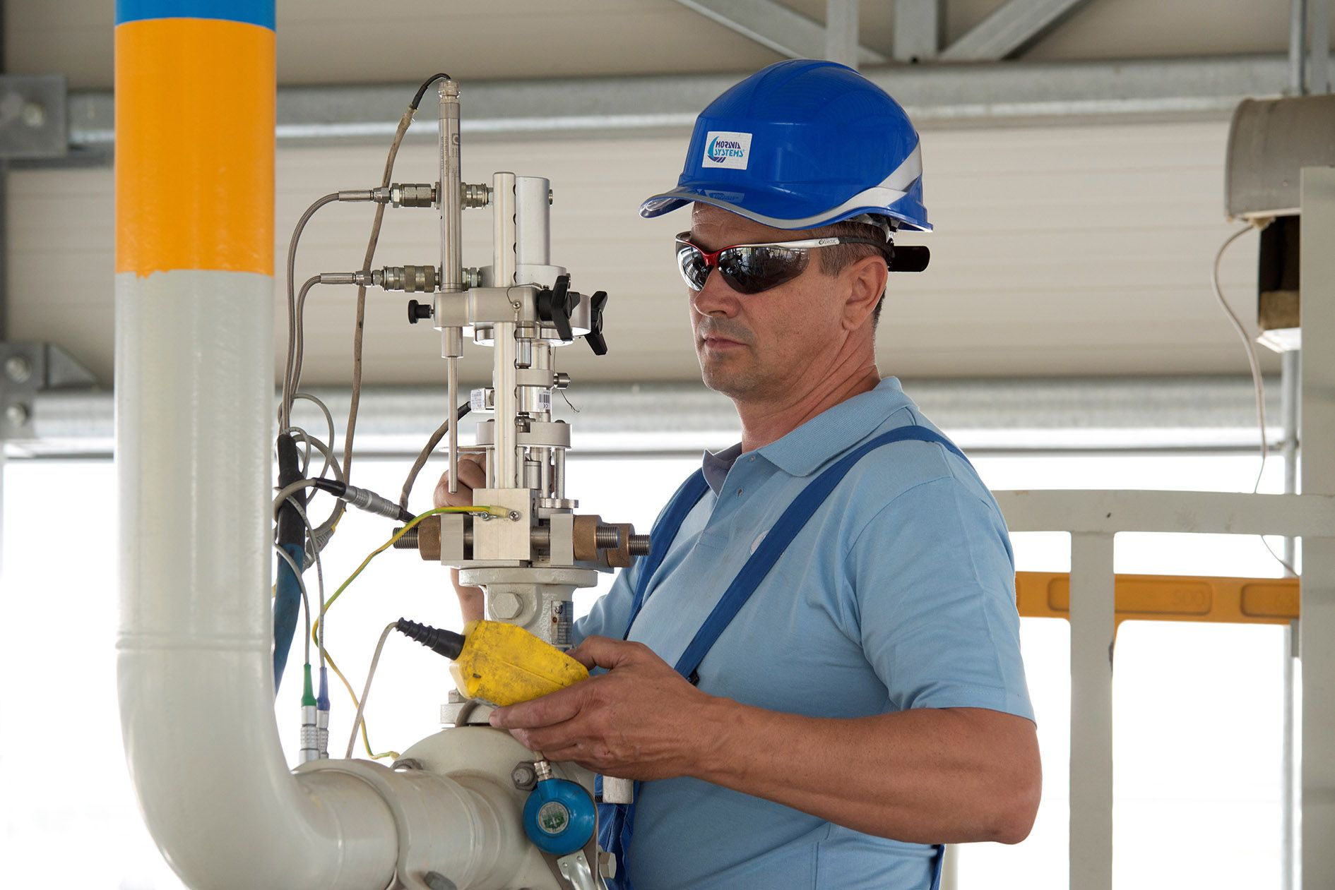 On-site & on-line Valve Testing - Industry 4.0 in Maintenance